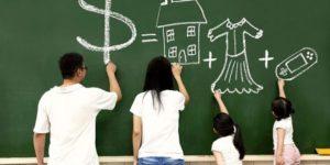 Планирование семейного бюджета. Декретный отпуск